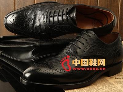 肯迪凯尼2013秋冬新款男鞋,手工定制驼鸟皮皮鞋