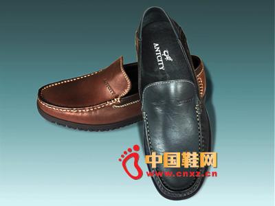 蚂蚁城2014春夏新款男鞋 休闲皮鞋