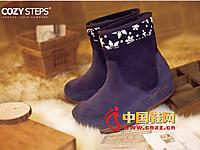 COZY STEPS/蔻孜2014新款女鞋 时尚休闲雪地靴