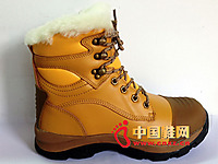 中盾ZD023-羊毛安全工作鞋