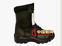 中盾ZD032-3�靴 黑色
