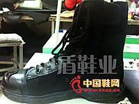 中盾新款帆布鞋