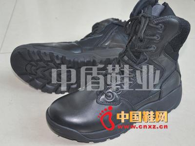 中盾ZD-J021军用靴