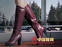 依思Q2014秋冬新款女鞋上市 时尚短靴