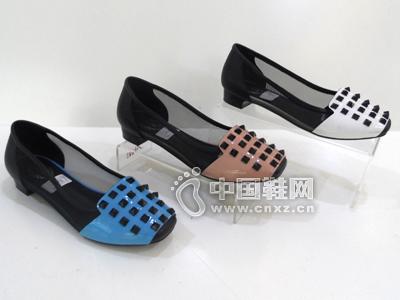 安妮2015春夏新款女鞋上市