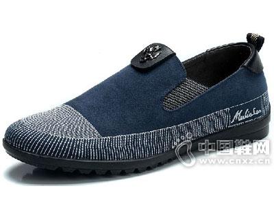 木林森皮鞋2016新款产品