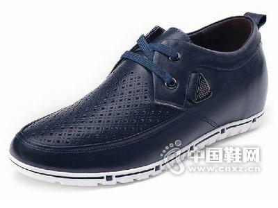 高尼2015新款休閑皮鞋