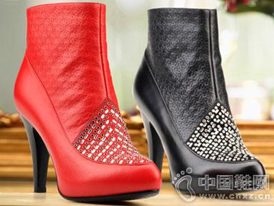 红草帽2015新款女鞋