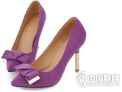 曼仙妮2015新款春季女鞋卓之雅秀曼仙妮格专柜正品森琦贝尔碲铂细跟单鞋