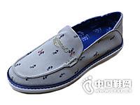 创一鞋业潮男帆布鞋舒适透气帆布男鞋品牌特色帆布男鞋