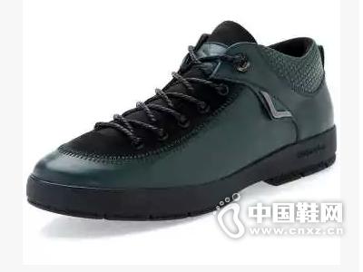 金靴世家 新款时尚男式休闲鞋真皮英伦韩版流行男鞋