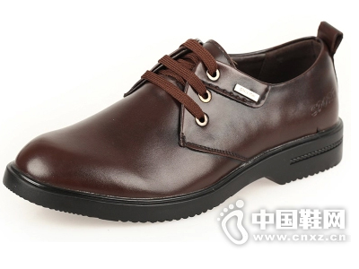 新款红蚂蚁男鞋正品鞋子男士商务正装皮鞋英伦系带男单鞋