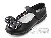 富罗迷2015春秋款儿童韩版牛皮单鞋女童童鞋可爱真皮中小童公主鞋