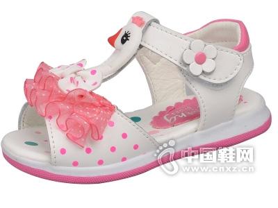 牧童童鞋2015新款女童凉鞋宝宝凉鞋