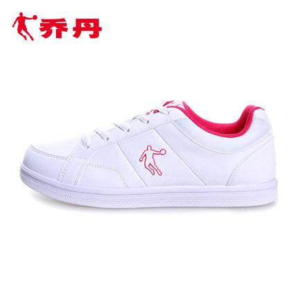 乔丹女鞋2015新款正品滑板鞋运动鞋女旅游鞋