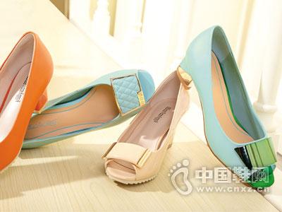 格蕾絲女鞋2015產品系列