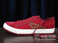 一步赢帆布鞋2015新款产品