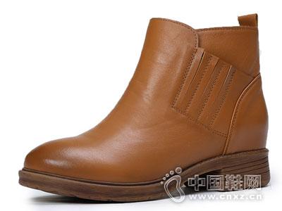 法蒂娜手工女鞋新款�a品