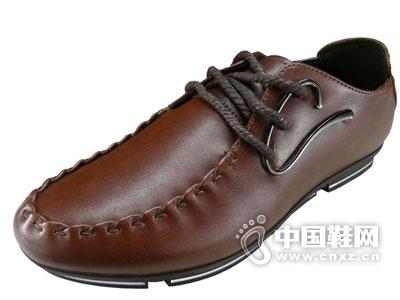 德尼尔森时尚休闲皮鞋新款产品