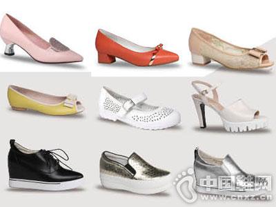 芭迪女鞋2016新款产品