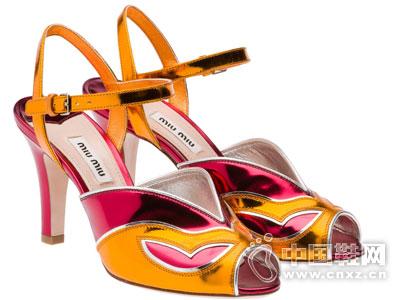 ��Miu Miu女鞋新款�a品