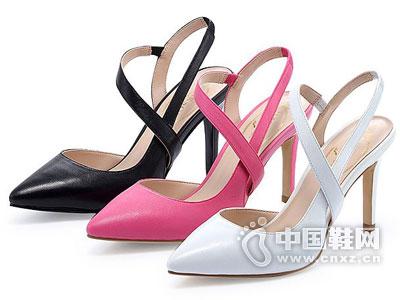 哈森时尚女鞋新款产品