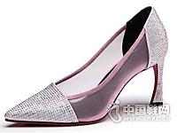 白领丽人女鞋2016新款产品