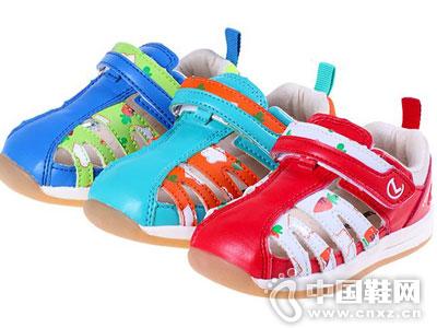 乐客友联童鞋2016夏季新款凉鞋