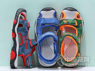 牧童童鞋2016新款男童凉鞋