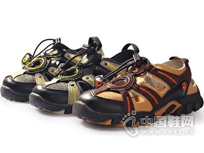 杰米熊童鞋2016新品凉鞋