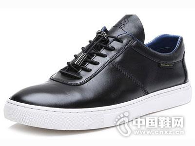 梦特娇女鞋2016新款休闲板鞋