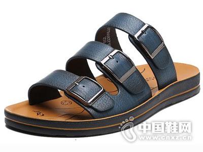 梦特娇男鞋2016新款凉鞋
