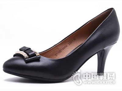 梦特娇女鞋2016新款高跟鞋