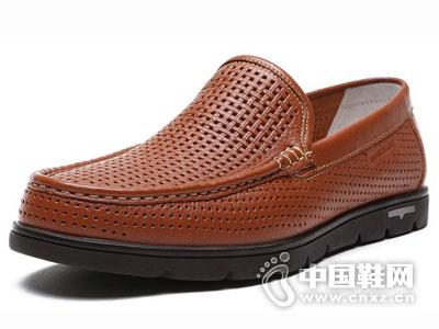 梦特娇男鞋2016新款皮鞋