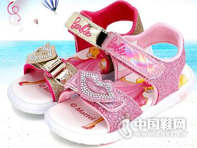 芭比童鞋2016新款凉鞋