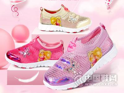芭比童鞋2016新款运动鞋