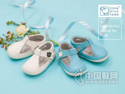 小蓝羊婴童鞋2016新款休闲鞋