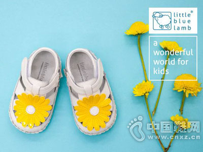 小蓝羊婴童鞋2016新款凉鞋
