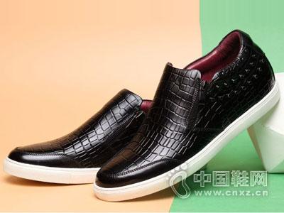 高哥内增高鞋2016新款休闲板鞋