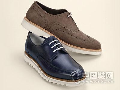 菲拉格慕时尚皮鞋2016男鞋新款