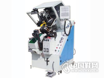 荣圣鞋机设备―全自动油压前帮机