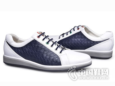 宾度真皮时尚男鞋2016新款休闲皮鞋