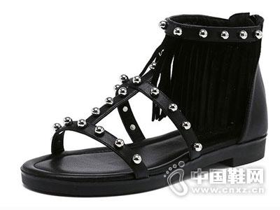 戈美其女鞋2016夏季新款凉鞋