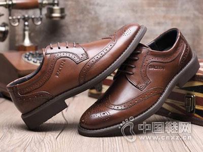 百臣BACEEN男鞋2016皮鞋新款