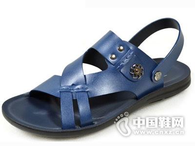 百臣BACEEN男鞋2016凉鞋新款