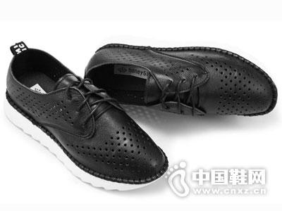 田莘honeyGIRL时尚女鞋2016新款休闲鞋