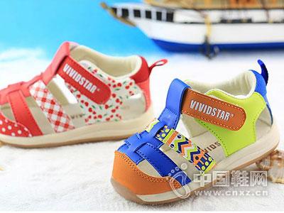 維維星vividstar童鞋2016健康機能鞋新款