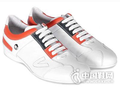 维思诺皮鞋2016真皮运动休闲新款