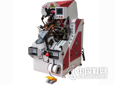 奇峰鞋机设备―油压电脑控制自动上胶前帮机