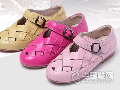 五粒豆童鞋2016休闲皮鞋新款